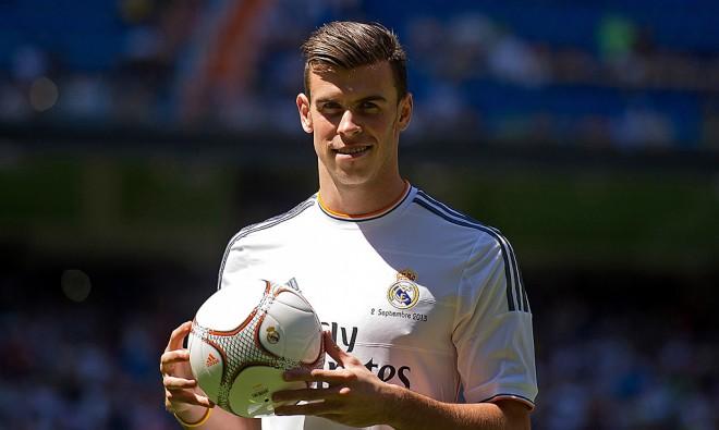 Gareth Balea on nähty Madridissa kentällä 230 minuutin ajan.
