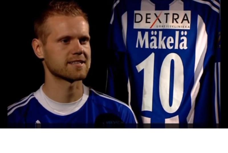 Juho Mäkelästä tuli vuonna 2007 ensimmäinen suomalainen jalkapalloilija, joka on tehnyt maalin Barcelonaa vastaan.