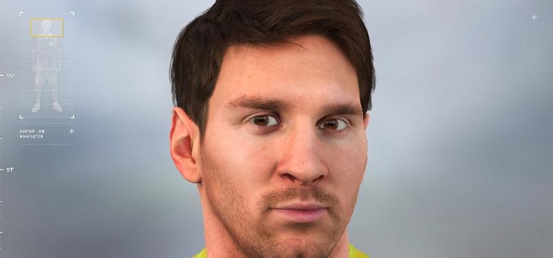 Virtuaalinen Messi