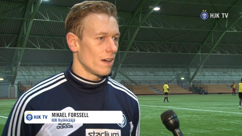 Video: HJK TV:ssä liigacupin ennakkofiilistelyä Mikael Forsselin kanssa
