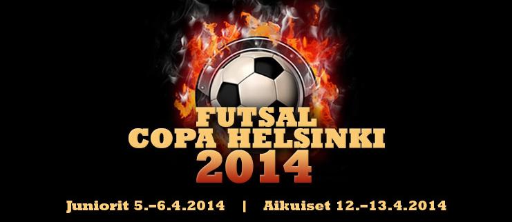 Futsal Copa Helsinki Puoliaika.com