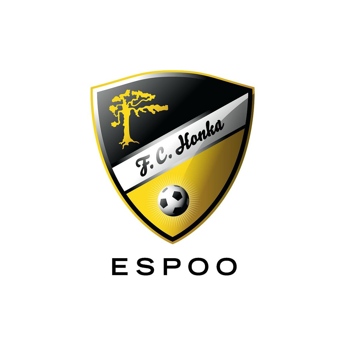 FC Honka logo Puoliaika.com