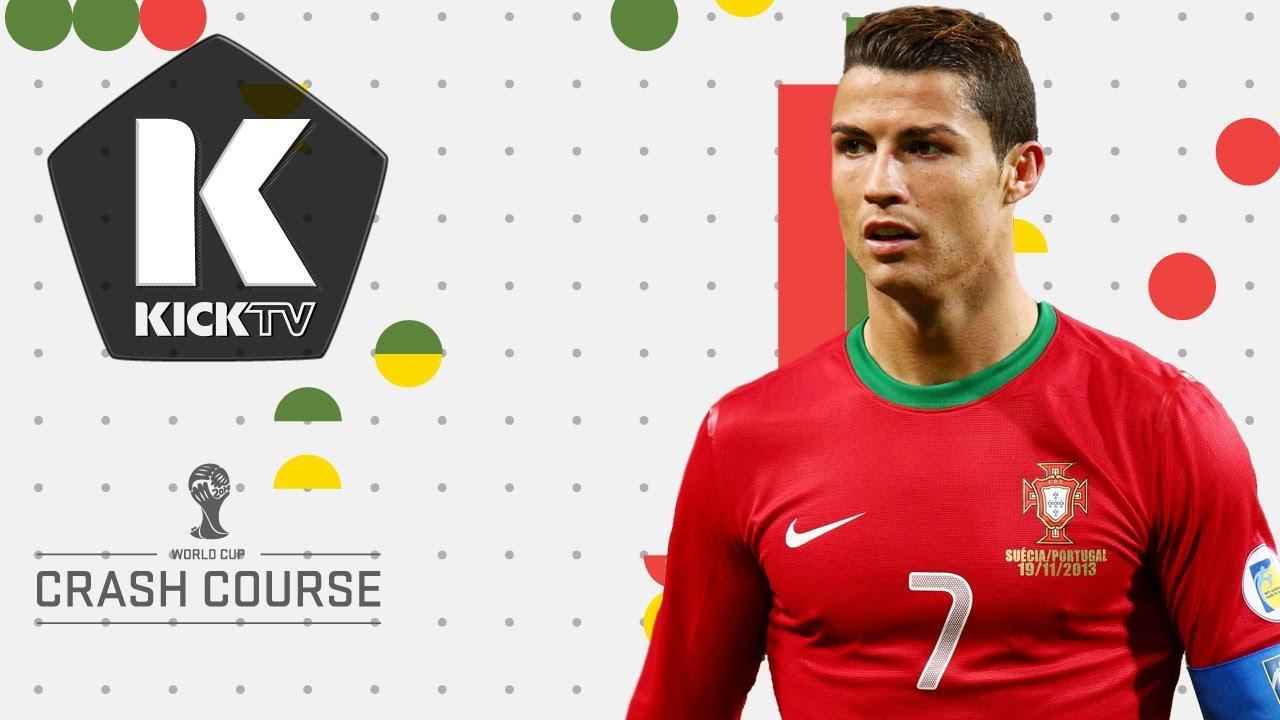 Video: Portugalin jalkapallomaajoukkueen MM-kisaprofiili - Puoliaika.com