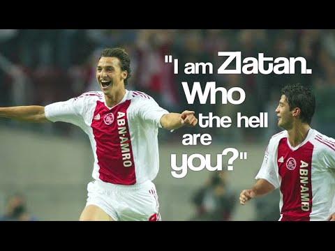 Video: Zlatan Ibrahimovic – toimittajan kauhu