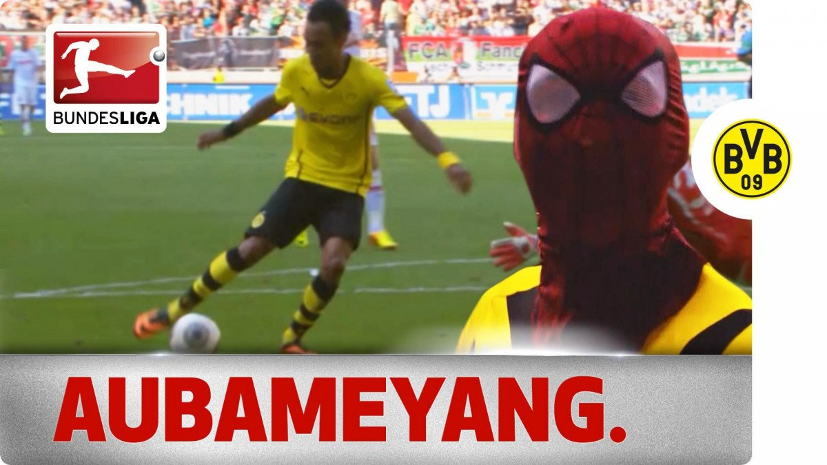 Video: Bundesliigan supersankari – Pierre-Emerick Aubameyang