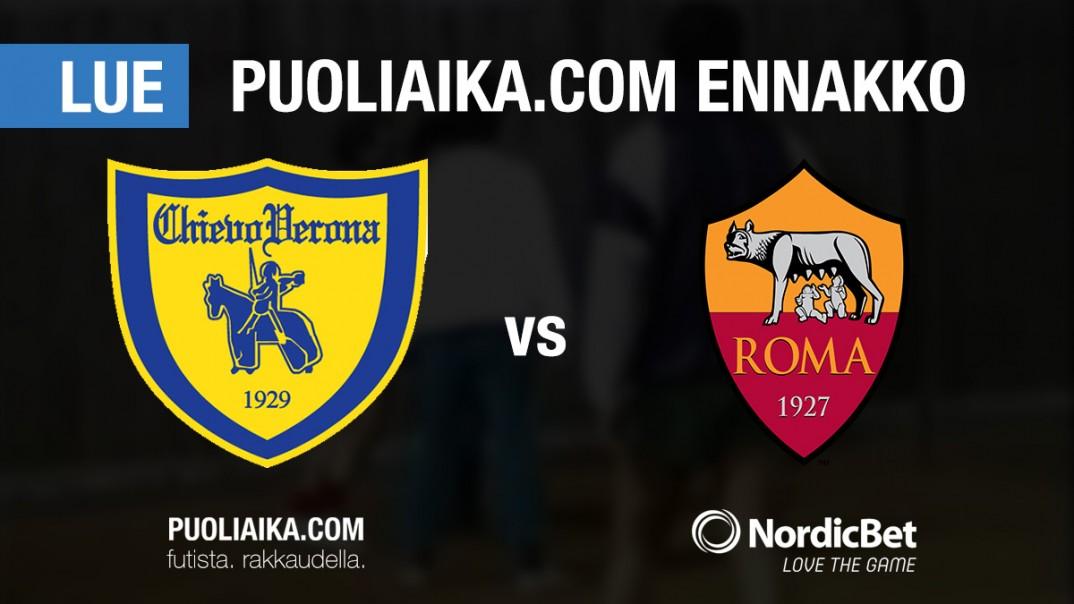 chievo-verona-as-roma-jalkapallo-serie-a-puoliaika.com