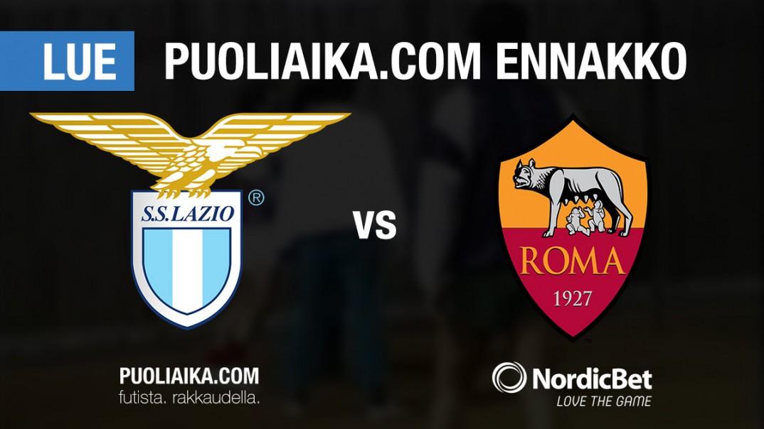 lazio-as-roma-jalkapallo-puoliaika.com