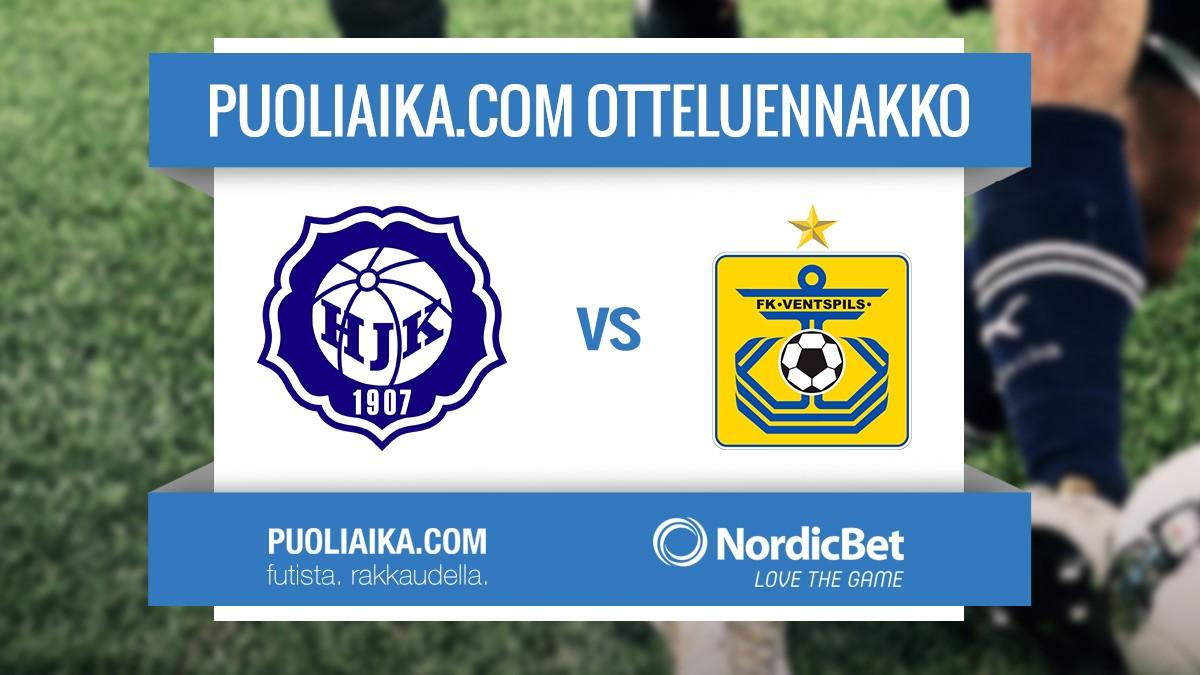 hjk-helsinki-Ventspils-otteluennakko-jalkapallo-puoliaika.com