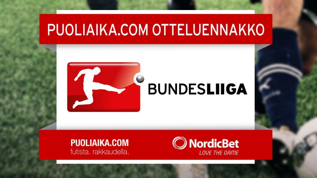 Bundesliiga otteluennakko