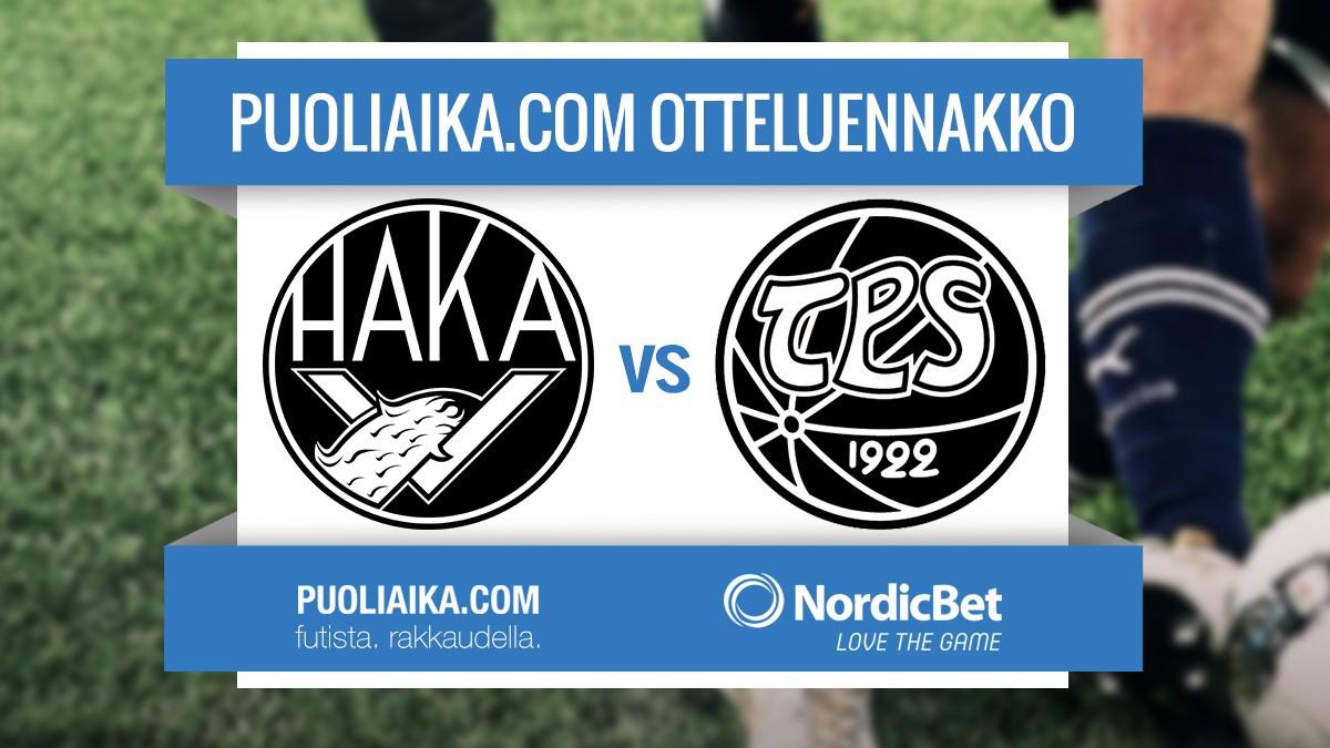 Otteluennakko: FC Haka - TPS