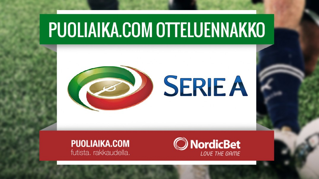 Serie A otteluennakot