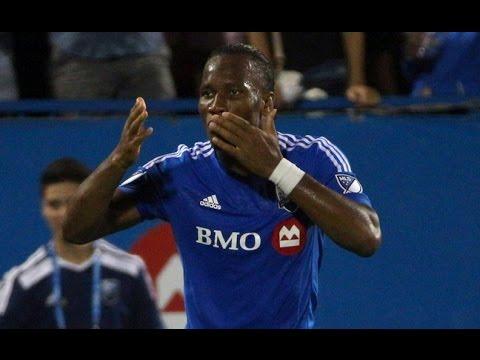 Didier Drogba iski hattutempun MLS:ssä