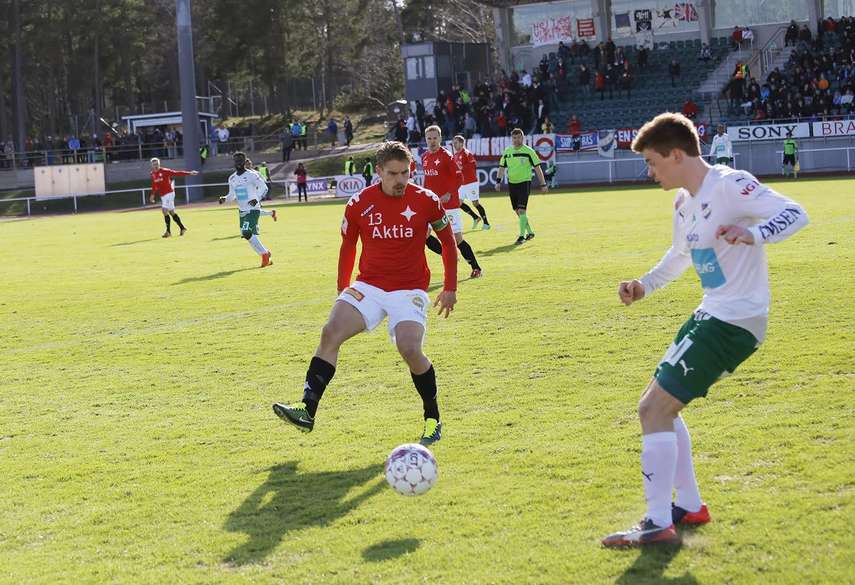 HIFK Fotboll - Esa Terävä