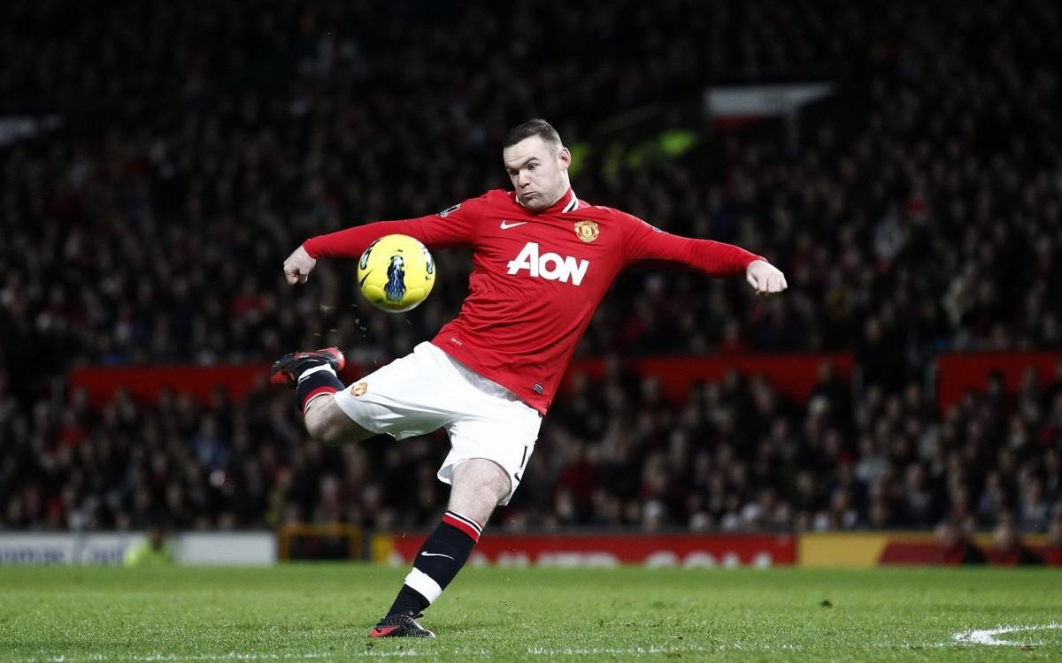 Hyvää syntymäpäivää Wayne Rooney