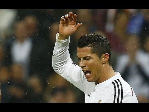 Video: Ronaldon turhautuneita hetkiä pitkin uraa