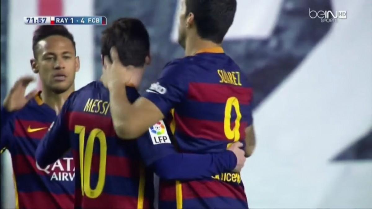 Video: Lionel Messi teki hattutempun – Barcelona rikkoi tappiottomien otteluiden ennätyksen