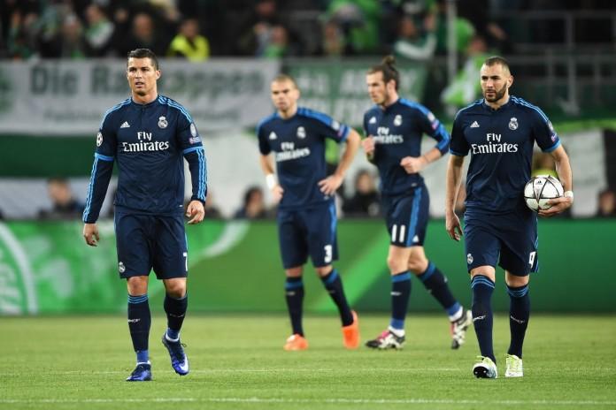 Wolfsburg Madrid