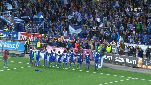 HJK otti Helsingin herruuden – Katso stadin derbyn kooste