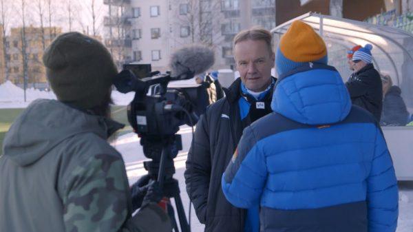 Juha Malinen lähtee luottavaisin mielin illan kamppailuun.