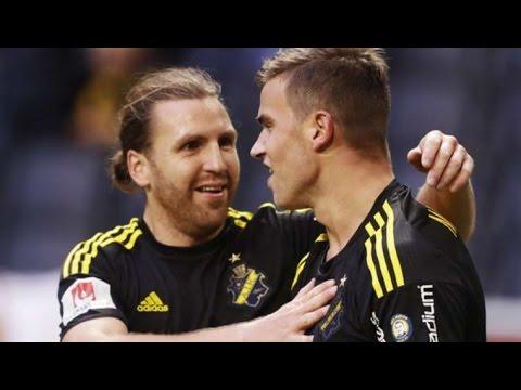 Eero Markkanen toi kauden 6. maalilla 3 pistettä AIK:lle – Katso kliininen viimeistely