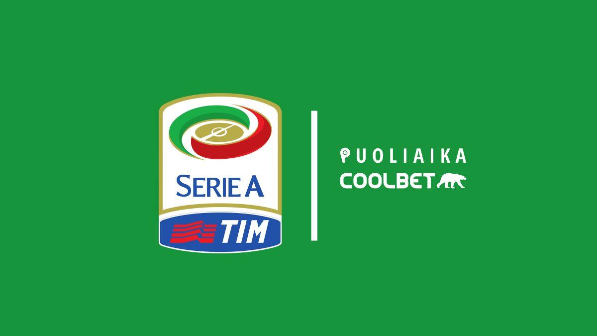 Serie A otteluennakko, jalkapallo, puoliaika.com