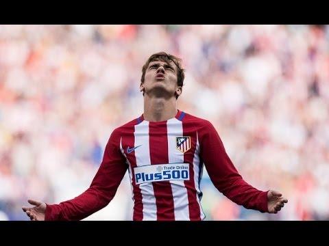 Antoine Griezmann onnistui viikonloppuna maalinteossa Madridin derbyssä.