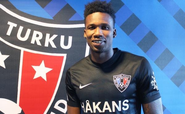 Macoumba Kandji siirtyy FC Interiin. (Kuva: FC Inter Turku)