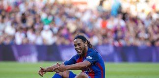 Ronaldinho puoliaika