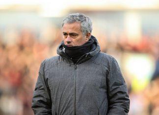 Mourinho puoliaika