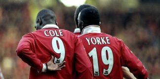 Yorke and Cole dwight andy puoliaika