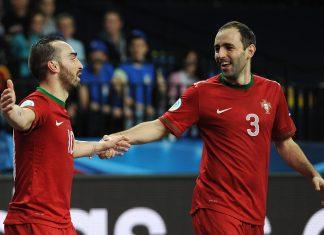 Futsal Euro 2018 euroopan mestaruus ricardinho puoliaika