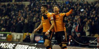 Wolverhampton Wanderers Ruben Neves täydellisen puoliaika