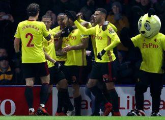 Watford v Chelsea puoliaika
