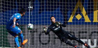 Villarreal Getafe - La Liga sergio asenjo puoliaika