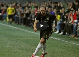 vahid hambo sjk 13 sekunnissa suomen cupissa puoliaika