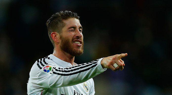 Real Madrid sergio ramos puoliaika