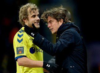 Brondby IF vs OB Odense teemu pukki voittomaalin tanskan liigassa puoliaika
