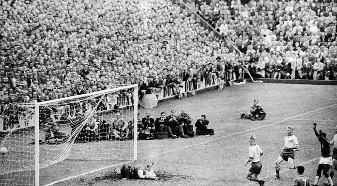 World Cup Goal by Pele mm-historian puoliaika
