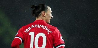 Manchester United zlatan purettu puoliaika