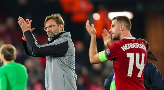 Liverpool v FC Porto mestarien liiga puoliaika