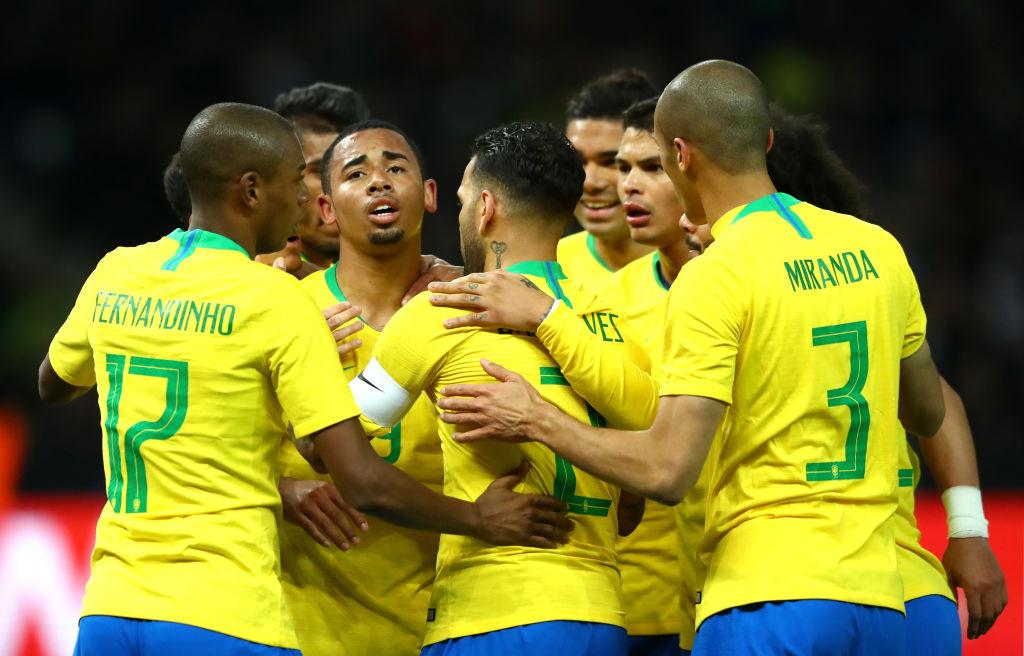 saksan brasilia puoliaika