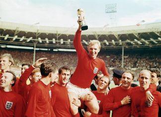 Englanti 1966 Puoliaika