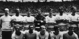 Brasilian joukkue 1970 Puoliaika