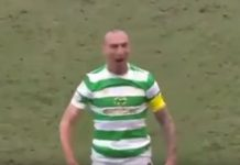 scott brown celtic puoliaika