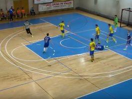 slovenian futsaldivarissa puoliaika