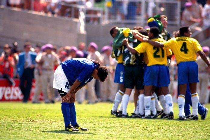 USA:n MM-kisat 1994 - Amerikassa kaikki on suurempaa puoliaika