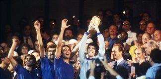 FIFA World Cup 1982 forza italia pelisysteemi puoliaika