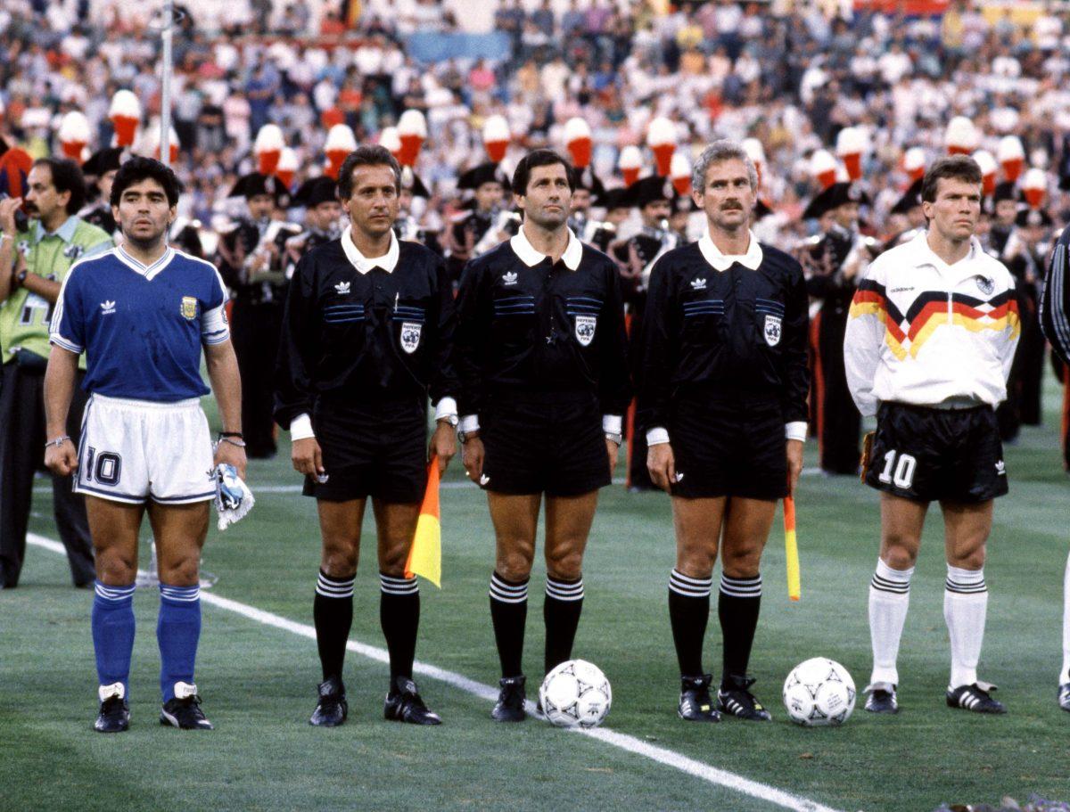 italian mm-kisat 1990 puoliaika