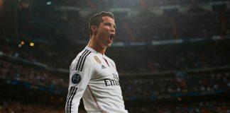 Real Madrid lisäajalla puoliaika