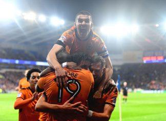 Cardiff Wolverhamptonille rankkaria puoliaika